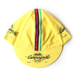 *BL SELECT* cycle cap (campy/yellow)