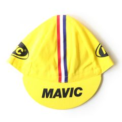 *BL SELECT* cycle cap (mavic/yellow)