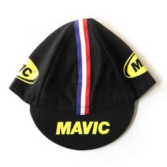 *BL SELECT* cycle cap (mavic/black)