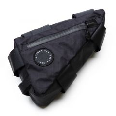 *FAIRWEATHER* corner bag (x-pac black)