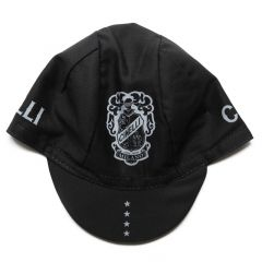 *CINELLI* crest cycle cap (black)