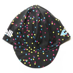 *CINELLI* caleido cycle cap (black dot)