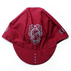 *CINELLI* crest cycle cap (burgundy)
