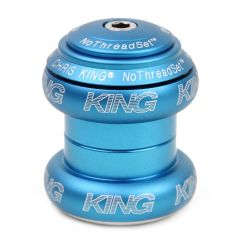*CHRIS KING* nothreadset 1 1/8 inch (matte turquoise)