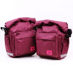 *SWIFT INDUSTRIES* Jr. ranger panniers (x-pac burgundy)