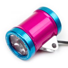 *SINEWAVE* cycle beacon (pink/turquoise)