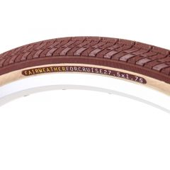 *FAIRWEATHER* for cruise tire 650B (brown/skin)