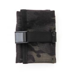 *REALM* saddle tool roll (multicam black)
