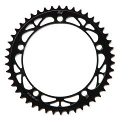 *PHILWOOD* track chainring (black)