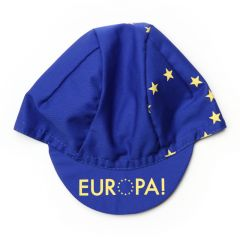 *LOOK MUM NO HANDS* europa cycling cap