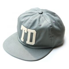*TEAM DREAM* grand slammer ball cap (grey green)