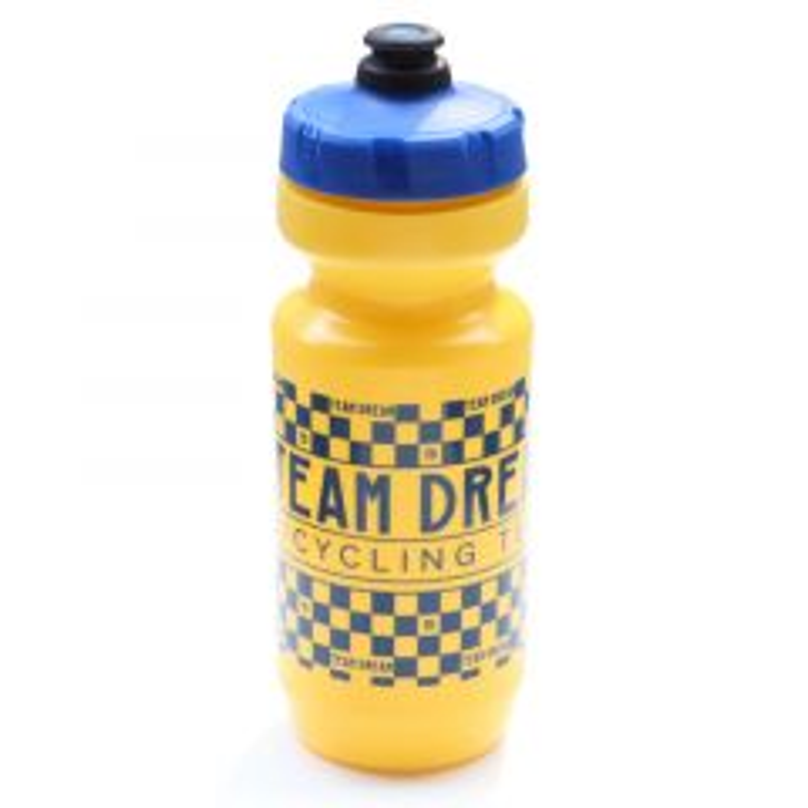 *TEAM DREAM* team dream check bottle (yellow)