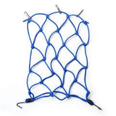 *BL SELECT* cargo net (blue)
