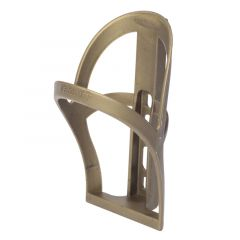 *VELOCITY* bottle cage (bronze)