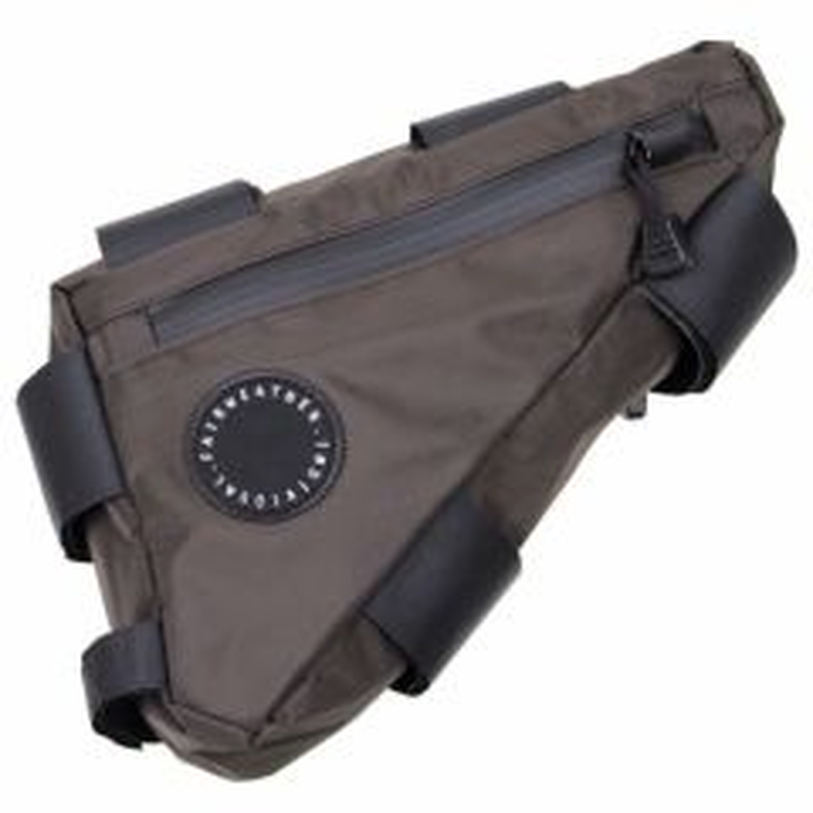 *FAIRWEATHER* corner bag (brown)