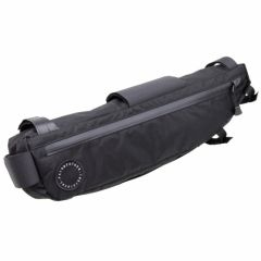 *FAIRWEATHER* frame bag (black)