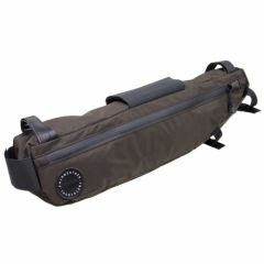 *FAIRWEATHER* frame bag (brown)