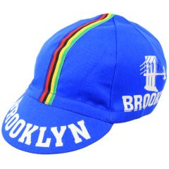 *BL SELECT* brooklyn cycle cap (blue)
