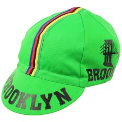 *BL SELECT* brooklyn cycle cap (green)