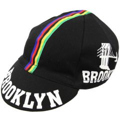 *BL SELECT* brooklyn cycle cap (black)