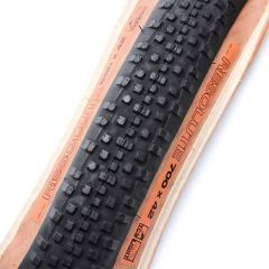 *WTB* resolute 700×42c tire (black/tan)