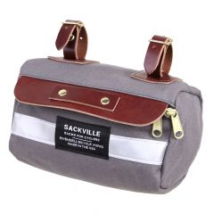 *RIVENDELL* sackville saddle sack (XS/gray)
