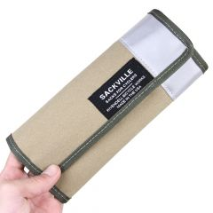 *RIVENDELL* sackville mark's tool wrap (tan)