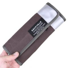 *RIVENDELL* sackville mark's tool wrap (dark brown)