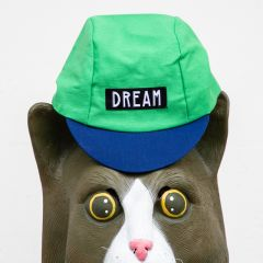 *TEAM DREAM* team + dream cap (green/navy)