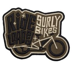 *SURLY* long tail loaded patch