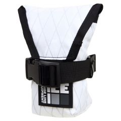 *ILE* seat bag (x-pac/white)