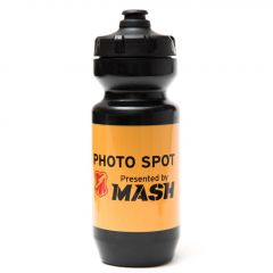 *MASH* photo spot black bottle