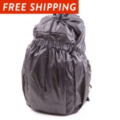 *FAIRWEATHER* packable pack (gray)