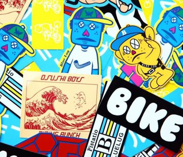 Stickers, Decals