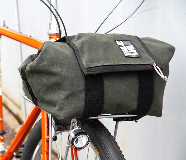 Front Rack Bags